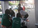 愛睦家醫養護理院社區義診活動一一散花小區