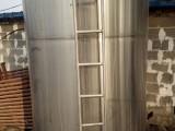 出售二手不锈钢搅拌罐 不锈钢夹层锅 冷凝器 蒸发器 杀菌锅