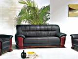 木森雅轩办公家具出售办公会议沙发木质茶几组合天津厂家