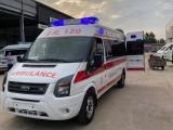 上海出院救护车出租
