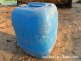 大量出售HDPE再生料大蓝桶破碎料 直销废旧大蓝桶  厂家直销