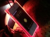 苹果4S透明冰块手机套 TPU新款4G冰块手机壳 批发手机壳