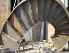 成都青羊区铁艺楼梯旋转楼梯