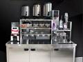 专业设计奶茶水吧台 奶茶设备全套 制冰机