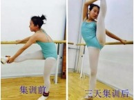 济南芭蕾舞培训 学舞蹈何必要练基本功阿昆舞蹈