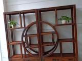 厂家直销老船木中式功夫茶桌茶茶台户外实木家具