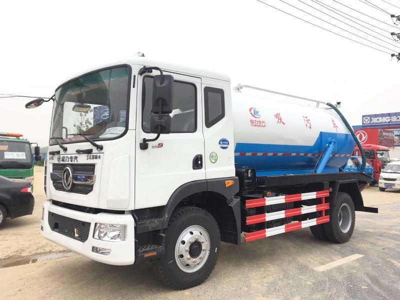 东风天锦10立方吸污车生产厂家直销质量有保证价格更优惠