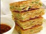 土家酱香饼介绍 中国巴蜀香阁小吃培训