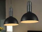 loft工业风复古铁艺吊灯单头餐厅咖啡厅酒吧吧台个性创意灯具