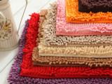 长毛雪尼尔地毯地垫卫生间防滑地垫毛地毯订制任意尺寸