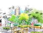 福建福州群英绘手绘培训 建筑/室内/园林景观/城规