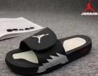 AJ乔丹魔术贴拖鞋