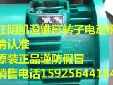 江阴凯澄MD  双速5T电动葫芦电机