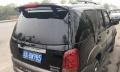 黄海 翱龙SUV 2007款 DD6480 2.2手动舒适型 后