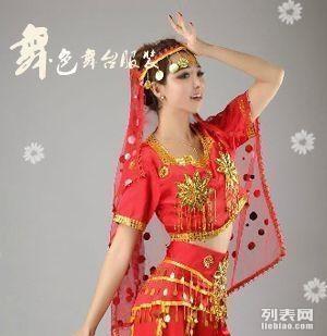 藏族舞蹈服装出租,大连少数民族演出服装租赁,舞蹈服