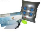 带有保健功能的环保充气按摩枕 量大优惠质