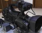 jvc hm85摄像机 婚庆高清肩扛摄像机