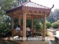 园林绿化设计施工出售花草树木制作木屋凉亭花架栅栏