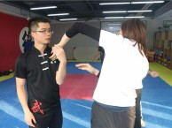 南山区零基础咏春拳培训学校找武度武术