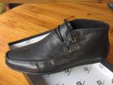 品牌男靴尾货清仓处理真皮靴子头层牛皮靴鞋特价清仓休闲男靴