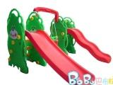 小熊双滑梯秋千/幼儿园滑滑梯/儿童秋千滑