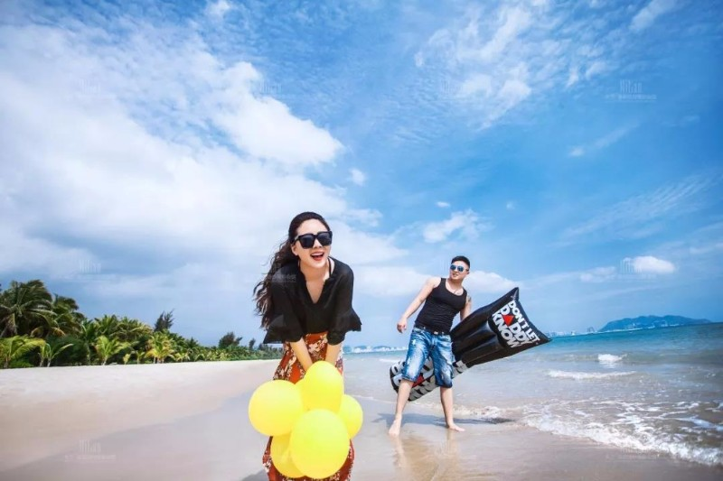 米兰尊荣全球旅拍-三亚站--三亚湾