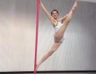 崇州钢管舞学校可分期付款 0压力学舞蹈 聚星包教会包考证就业