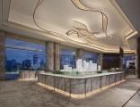 宝安办公室装修,玻璃隔墙,石膏板隔墙,扣板吊顶,整体装修
