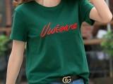 武汉市场短袖T恤 地摊货源里便宜毛衣低价批发