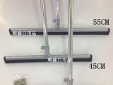 厂家直销 喷塑打柳钉EVA地刮   不锈钢刮水器