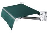 户外遮阳棚遮雨棚手摇可电动伸缩折迭遮雨蓬厂家批发供应遮阳蓬