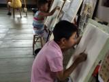 书法 硬笔 软笔 美术 国画 油画 素描