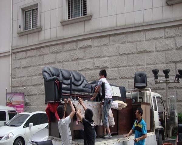 舟山市蚂蚁搬家服务有限公司居民搬家、单位搬家