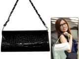 韩版潮女女包 经典潮流时间晚宴包漆皮包小包 手拿气泡气质女式包