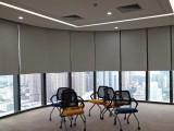 上海金山石化窗帘店 金山区工厂办公楼遮阳卷帘百叶窗帘定做