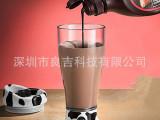 电动搅拌咖啡杯 牛奶杯 自动旋转咖啡杯 新奇特懒人咖啡杯 创意杯