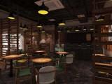 130平西餐厅装修设计案例平 上海餐馆装修设计公司
