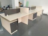 合肥隔断桌工厂定制组合工位桌办公卡座销售安装