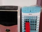 加湿器,冷热风空调扇,立式饮水机,电风扇,还有一个