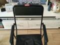 老人轮椅、'拐杖、小饭桌'
