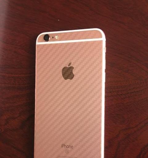 99新苹果6s plus玫瑰金64g