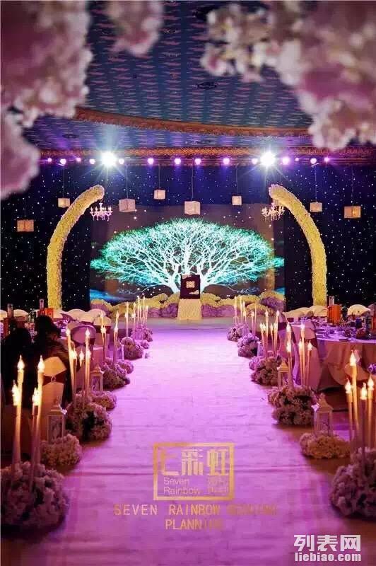 潍坊七彩虹创意婚礼-潍坊立体婚礼倡导者