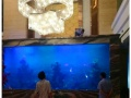 常州大型鱼缸定做鱼缸制作设计图 鱼缸水族景观设计观赏大型酒店