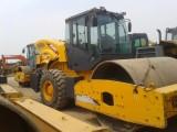 西安二手22吨单钢轮压路机现货300多台