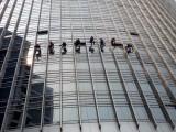 南京建邺区周边专业蜘蛛人高空清洗公司,外墙玻璃清洗咨询