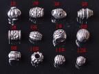 DIY饰品材料配件 古银色藏银手工串珠 隔珠 手链项链隔珠