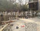 北京私家花园设计施工 别墅花园设计施工制作假山 亭子公司