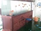 深圳市内周边有观赏鱼出租 生物租赁鱼缸订做销售 置办鱼缸设备