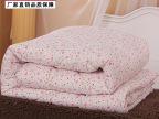 棉被芯 可爱心形花点衬布棉被被胎 手工长绒棉被芯规格重量定制
