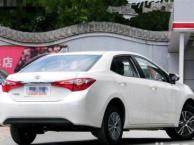 丰田雷凌 2014款雷凌1.6G MT精英版-了解更多二手车新车
